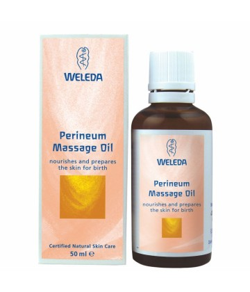 Perineum massage olie